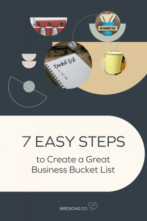 7-steps-business-bucket-list